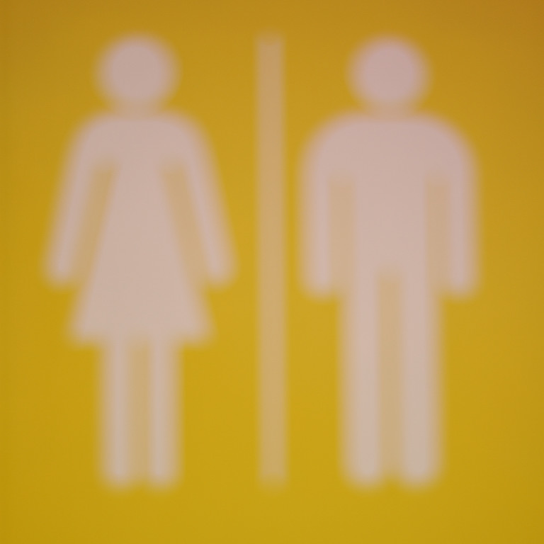"32 - Equals IV - ""men & woman"", blur, decorative, equals, serie, yellow,"